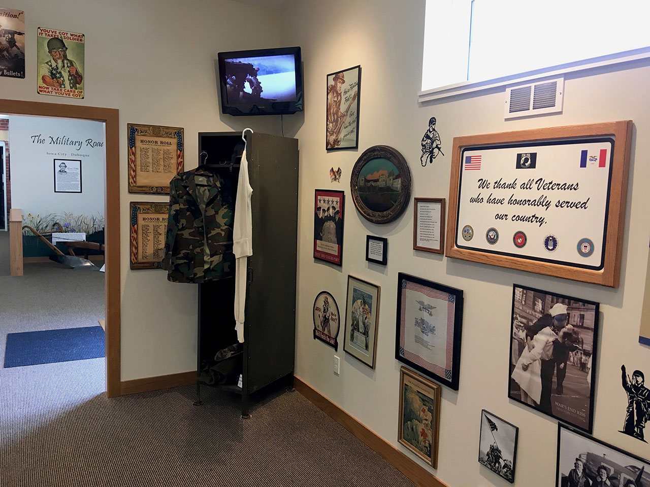 Veterans Display Image
